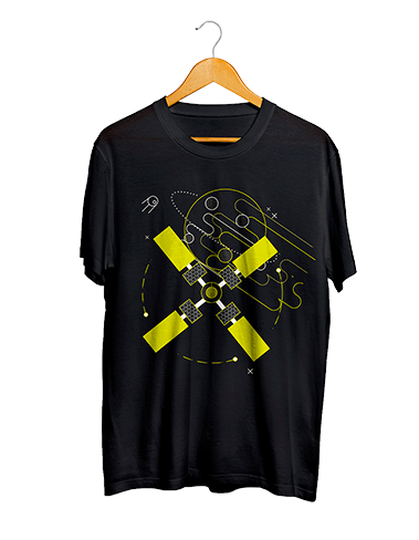 Nano Logistics T-Shirt - Transcendental