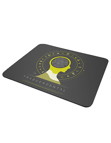 Mouse pad - Trascendental